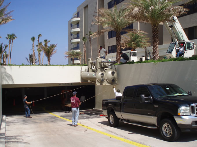 breakers-hotel-install-florida-mechanical